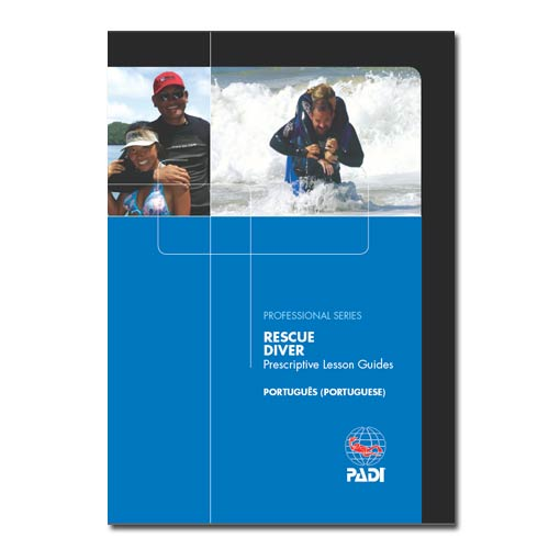 Rescue Diver Prescriptive Lesson Guides, CD-ROM (70877 - Português)