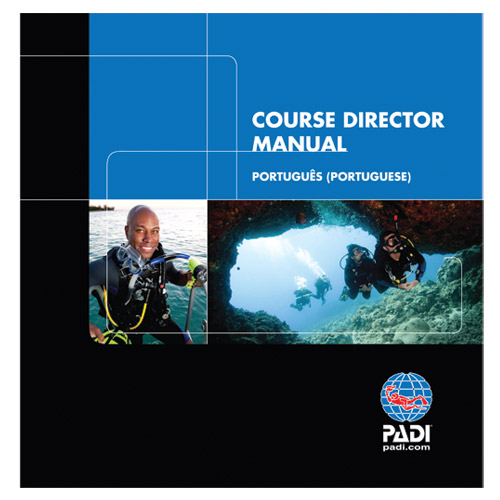 Course Director Manual, paper (70501 - Português)