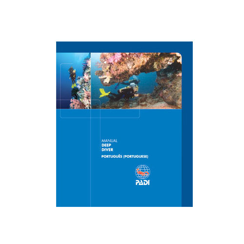 Deep Diver Specialty Manual (79300 - Português)