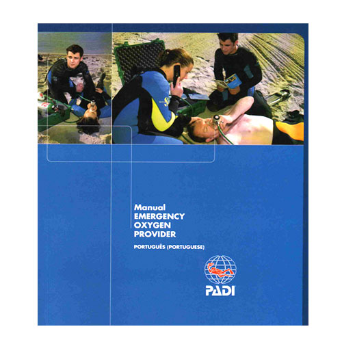 Emergency Oxygen Provider Manual (70019 - Português)