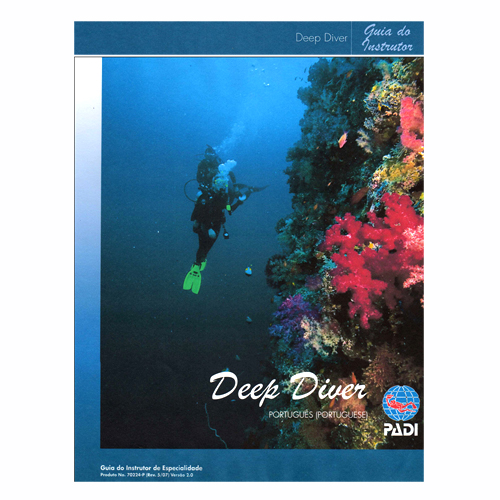 Deep Diver Specialty Course Instructor Guide (70224 - Português)