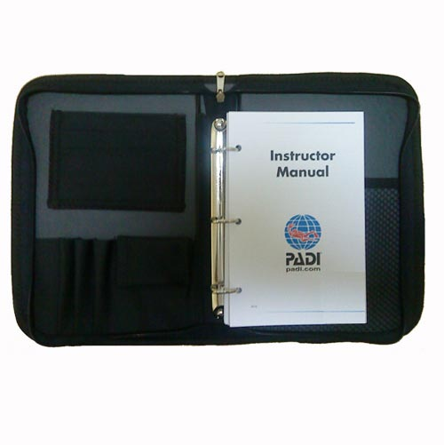Instructor Manual, Paper - Binder Cordura (70120 - Português)