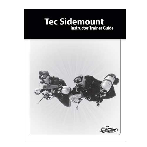 Tec Sidemount Instructor Trainer Guide - 79310-P